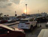 أمطار غزيرة ورعدية بالسواحل الشمالية تمتد للقاهرة والصغرى بالعاصمة 14 درجة