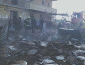 حفظ التحقيقات فى حريق مبنى إدارى فى الجامع الأزهر لعدم وجود شبهة جنائية