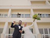 تداول صور لمحمد صلاح من فندق العزل بعد إصابته بفيروس كورونا