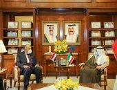 وزيرا خارجية مصر والكويت يتفقان على عقد اللجنة المشتركة مطلع 2021