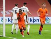 هولندا تتصدر المجموعة الأولى فى دورى الأمم الأوروبية بثلاثية فى البوسنة.. فيديو