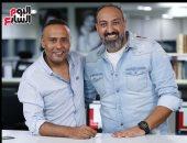 """النجم محمود عبد المغنى يكشف أسرار حياته لأول مرة فى """"من غير زعل"""" مع عماد صفوت"""