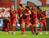 دى بروين ولوكاكو يقودان بلجيكا ضد الدنمارك بدورى الأمم الأوروبية