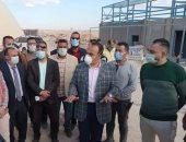 نائب محافظ المنيا يكشف لشباب مركز ملوى تفاصيل المشروعات الجديدة وفرص العمل