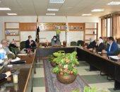 جامعة أسيوط تعلن رسمياً بدء أعمال لجنتها لمتابعة الإجراءات الإحترازية