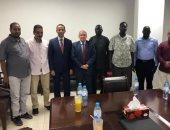 السفارة المصرية بجنوب السودان تستقبل وفدًا من وزارة الكهرباء والطاقة المتجددة