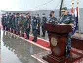 """القوات البحرية تشترك بالتدريب البحرى المصرى الروسى المشترك """"جسر الصداقة 3"""".. فيديو"""