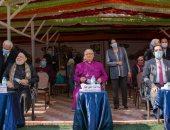 المطران منير حنا مفتتحا توسعات جديدة بمستشفى الأسقفية: الفقراء أولًا