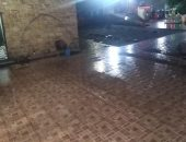 أمطار خفيفة وانخفاض درجات الحرارة فى مدن محافظة دمياط