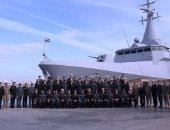 """تقرير لا يفوتك.. أكسترا نيوز تعرض فيديو القوات البحرية تشترك فى """"جسر الصداقة 3"""""""