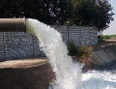 رئيس مدينة ملوى بالمنيا: محطة رفع مياه الرى بقصر هور تعمل بكامل قوتها