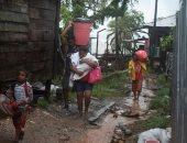 صور.. إعصار لوتا يدمر المنازل ويغرق الشوارع في نيكاراجوا