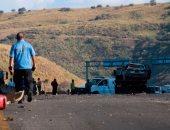 صور.. مصرع 13 شخصا في انفجار شاحنة لنقل الغاز بالمكسيك