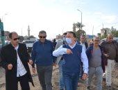 محافظ الإسكندرية يأمر بإيقاف وتحويل المسئول عن إشغالات حى العجمى للتحقيق