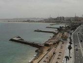 تفاصيل مشروع حماية طريق الكورنيش واستعادة الشاطئ الرملى بمرسى مطروح