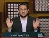 الشيخ رمضان عبد المعز: يجوز التهنئة بالأعياد الاجتماعية وعيد الميلاد