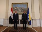 سفير مصر الجديد بالبوسنة والهرسك يقدم أوراق اعتماده لرئيس المجلس الرئاسى