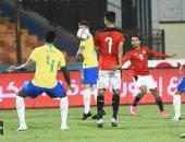 """فاصل مهارات """"برازيلية"""" من عمار حمدي أمام منتخب البرازيل.. فيديو"""