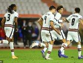 البرتغال تحقق فوزا قاتلا على كرواتيا 3-2 وتودع دورى الأمم الأوروبية.. فيديو