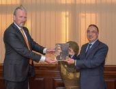 محافظ الإسكندرية يستقبل سفير هولندا بالقاهرة لبحث سبل التعاون بين الجانبين