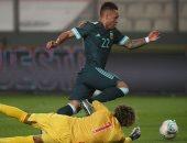 الأرجنتين فى وصافة تصفيات أمريكا الجنوبية بثنائية ضد بيرو.. فيديو