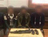 تفاصيل القبض على عصابة الملثمين فى القنطرة غرب بالإسماعيلية