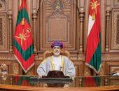 سلطان عمان يهنئ الملك سلمان بشفاء ولى العهد السعودى