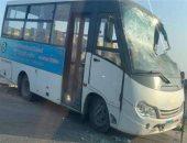 مدير تعليم الجيزة يؤكد تبعية أتوبيس حادث الرماية لمدرسة خاصة في أوسيم