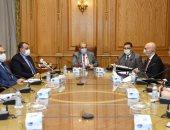 وزير الدولة للإنتاج الحربى يبحث مع شركة Trayal الصربية تطوير التعاون المشترك
