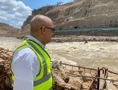 مدير مشروع السد التنزانى بالمقاولين العرب: لدينا 250 مهندسا و1400 معدة فى الموقع