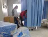 صحة الدقهلية: جار تجهيز عناية مركزة جديدة بمستشفى الجمالية