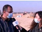جهاز 6 أكتوبر يكشف للتليفزيون المصرى موعد تدشين نفق وكوبرى طريق الواحات