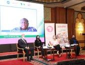 وزيرة الصناعة تؤكد السعي لزيادة التعاون مع أفريقيا وتوسيع التبادل التجاري