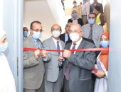 رئيس جامعة أسيوط يفتتح تطوير معامل الميكروبيولوجى والباثولوجيا الجراحية.. فيديو وصور