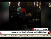 شاب أنقذ مواطنا من الغرق فى دمياط: الناس كانت واقفة تصوره وهو بيموت