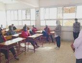 محاضرات توعية لطلاب مدارس البحر الأحمر عن أعراض كورونا وطرق الوقاية.. صور