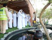 بلدية الشارقة بالإمارات تدشن أول حديقة صديقة للبيئة الأولى بالشرق الأوسط