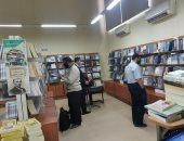 """توافد القراء على معرض """"القومى للترجمة للكتاب"""".. يضم كتبا بخصم 70%"""