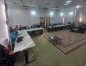 ختام فعاليات الدورة التدريبية الخاصة بتحديث منظومة إدارة الموارد المائية