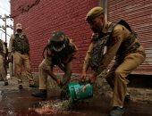 الهند: مقتل مسلحين وإصابة ثلاثة من قوات الأمن في مواجهات بولاية جامو وكشمير