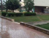 سقوط أمطار على عدد من المدن والقرى ومحافظ كفر الشيخ يعلن حالة الطوارئ