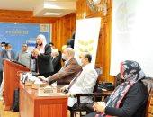 تنظيم يوم علمى بكلية طب الفم والأسنان جامعة كفر الشيخ لنقل وتسويق التكنولوجيا