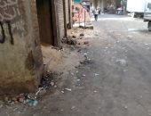 القليوبية تستجيب لـصحافة المواطن وتزيل القمامة من شارع أولاد أبو قورة بالخصوص