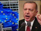 العقوبات الأوروبية على أبواب أردوغان.. البرلمان الأوروبي ينتهي من مشروع قانون رادع لممارسات تركيا في قبرص وشرق المتوسط.. الرئيس التركي يحاول استمالة قادة القارة.. وباريس ترد: نريد أفعالاً لا أقوال
