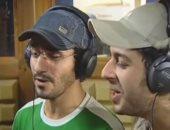 حماقى يهدى أحمد حلمى أغنية فى ميلاده.. والبرنس: فى عيد ميلادك همثلك حتة