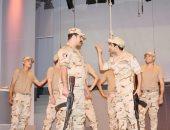 وزيرة الثقافة تشهد أولى ليالى الوصية بالمسرح القومي وتوجه بمد العرض