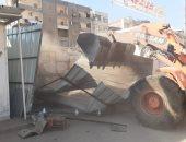 رفع 430 حالة إشغال بشوارع مدينة دمنهور بالبحيرة