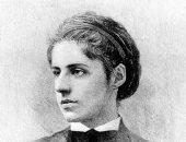 إيما موسى شاعرة يهودية متشددة استخدمت دعوة المسيح فى قصيدتها على تمثال الحرية