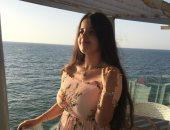برة الملعب.. فاطمة الزهراء أحمد لاعبة سموحة: بحب منى زكى ونفسى أكون راقصة باليه
