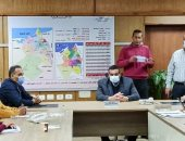 محافظ البحيرة: رفع درجة الاستعداد وغرفة عمليات لمواجهة سقوط الأمطار